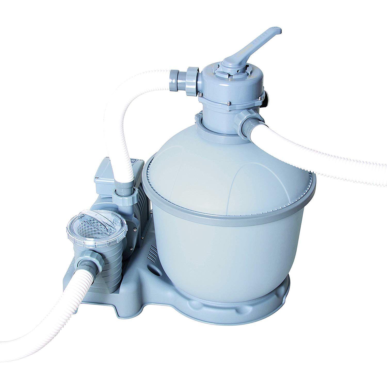 ⏸Bestway 1500 Gal Flowclear el mejor filtro de piscina calidad/precio